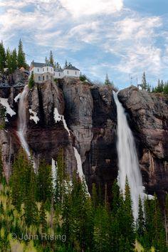 Bridal Veil Falls, Telluride, Colorado very lovely