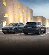 Porsche The new Cayenne Models