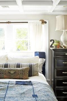 Master Bedroom  - CountryLiving.com