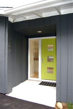 Great door.    Roberson after exterior by Crestview Doors, Austin TX, via Flickr