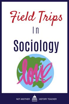 I love teaching my sociology class because it is such a fun and interactive class to be apart of! I have a very supportive school district that allows me to be creative and inventive in the classroom. My class gets to participate in a bunch of interactive projects and trips. Here are some of my favorite field trips and activities.