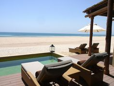 Sir Bani Yas Island off Abu Dhabi, UAE. For travel stories visit www.expatexplorers.org