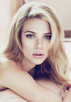 Scarlett Johansson is a Gorgeous Lady.!!!