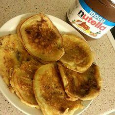 Pancakes & Nutella
