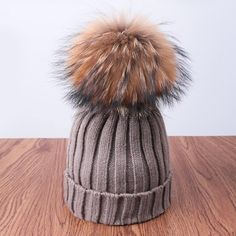 e1df4328d038f The Big Pom (Multi Colors). Branded CapsTop Hats For ...