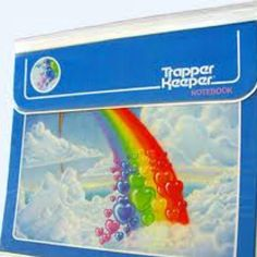Totally 80s - Lisa Frank Trapper Keeper