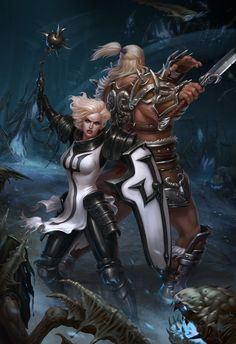 Diablo 3: Reaper of Souls contest by DmitryGrebenkov.deviantart.com on @deviantART