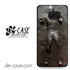 Steve Jobs In Carbonite DEAL-10141 Samsung Phonecase Cover For Samsung Galaxy Note 7