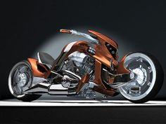 Custom Motorcycles V Rex