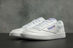 ΥΠΟΔΗΜΑΤΑ ΜΟΔΑΣ Reebok Classics CLUB C 85 SO BS5214 Λευκό