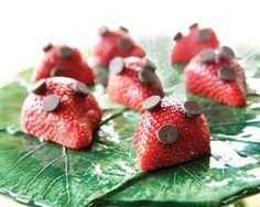 Chocolate Ladybugs Recipe