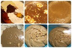 Příprava těsta na medovník Bakery, Ice Cream, Food, No Churn Ice Cream, Icecream Craft, Essen, Meals, Yemek, Ice