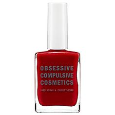 Obsessive Compulsive Cosmetics - Nail Lacquer in NSFW #sephora