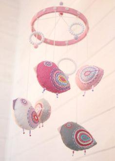 Детские мобили своими руками - Ярмарка Мастеров - ручная работа, handmade