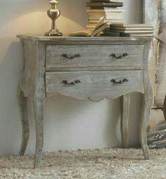 Mueble decapado