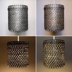 Pop top pendant light