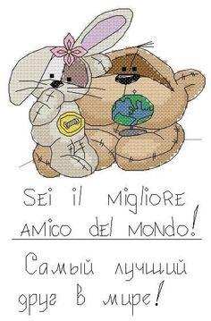 Fizzy Moon, Cross Stitch, Teddy Bear, Drawings, Marque Page, Punto De Cruz, Seed Stitch, Cross Stitches, Teddy Bears