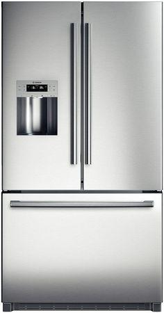 Bosch Home Appliances - Products - Refrigerators - Freestanding Refrigerators - B26FT70SNS