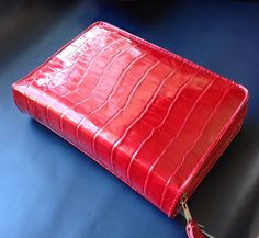 Leather Handmade Bible Cover on Etsy, $35.81