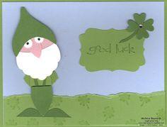 good luck gnome