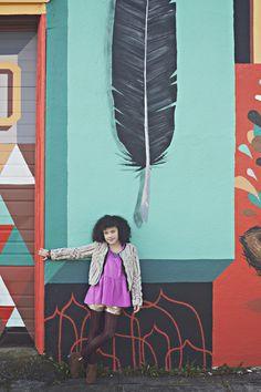 Featurekins// Color Daze by Julie Martin