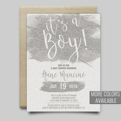 84 best baby shower invitations images on pinterest in 2018 baby shower invitation its a boy baby shower invitation glitter baby shower invitation printable baby shower invitation filmwisefo
