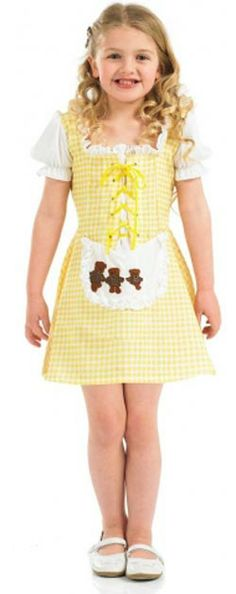 Little maid girl