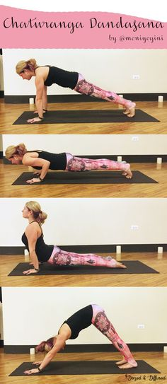 Chaturanga-Dandasana by MoniYogini of dazedanddiffusedblog.wordpress.com