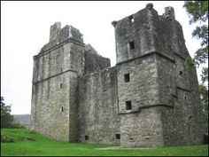 Carnasserie Castle Scotland - one of my favorite places on earth