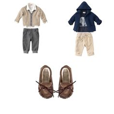 Dark brown suede moccasins that can be easily matched to many cute outfits!  #ilgufo #ilgufoloveswool #fw14 #styletips #newborn #fashionkids #fashiongirls #fashionbaby #stylegirls #stylekids #stylebaby #babyfashion