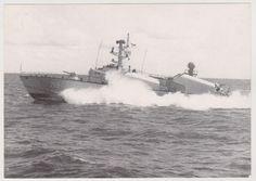 AK Seestreitkräfte der DDR (RDA) Torpedoboot 753