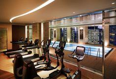 Shangri-La Hotel, Tokyo   Fitness Club