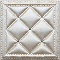 3D Special DESIGN PU Leather Wall Ceiling Panel for Living Room Sofa TV back ground