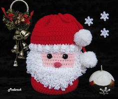 Santa Claus - bag of gifts. Comments: LiveInternet - Russian Service Online Diaries