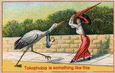 La tocofobia: un articolo sulla fobia del parto
