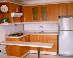 1000 images about cocina on pinterest small kitchen for Gabinetes de cocina modernos
