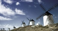 The windmills of Don Quichote