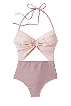 Kore Swim Cutout Swimsuit - Best Designer Swimsuit for Your Body Type - Elle