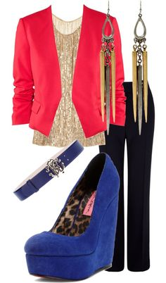 """Business Outfit 1"" by panterarosita on Polyvore"