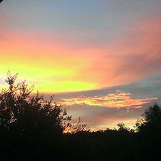 Sunset, orlando fl