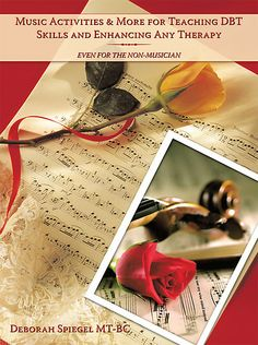 This book contains therapeutic music activities and ideas that can be