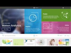 Welcome to Watson Analytics: Let's get started - YouTube