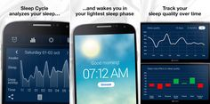 Sleep Cycle app is a smart alarm clock that tracks and analysis your sleep and it wakes you up at the lightest phases of sleep. So that you wake feeling more rested and less groggy because how you wake up in the morning affects the rest of your day.   #sleepcycle #sleepcycleapp #sleepbetter #iwantdeepsleep #apps #fun #alarm #appforhealth #sleepingapp #amazingapps #studentsapp #students #appsforstudents #android #iOS #greatapps4students #health #healthy #loveyourbody #loveyourself #fit