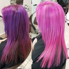 Magenta, Shocking Pink, UV Pink...... just a few of the Stargazer Hair Dyes available in our range of 36 colours