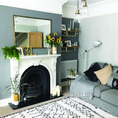 Crazy grey living room accent chairs to refresh your home