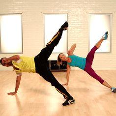 Capoeira Abs Workout