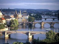Praga! Bella cuidad