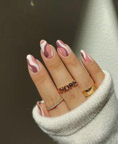 Simple Acrylic Nails, Best Acrylic Nails, Acrylic Nail Designs, Simple Nails, Red Nail Designs, Nagellack Design, Acylic Nails, Funky Nails, Fire Nails