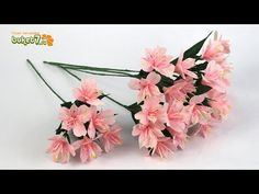 ВЕТОЧКИ АЛЬСТРОМЕРИИ из гофрированной бумаги ☆ МАСТЕР-КЛАСС ☆ Diy ☆ HANDMADE - YouTube Tissue Flowers, Crepe Paper Flowers, Sugar Flowers, Felt Flowers, Diy Flowers, Fabric Flowers, Crepe Paper Crafts, Paper Plants, Decoupage Tutorial