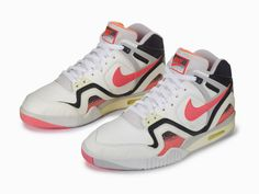 new concept f4bd9 ecf99 Nike Air Tech Challenge II WhiteCement - A Complete Guide to